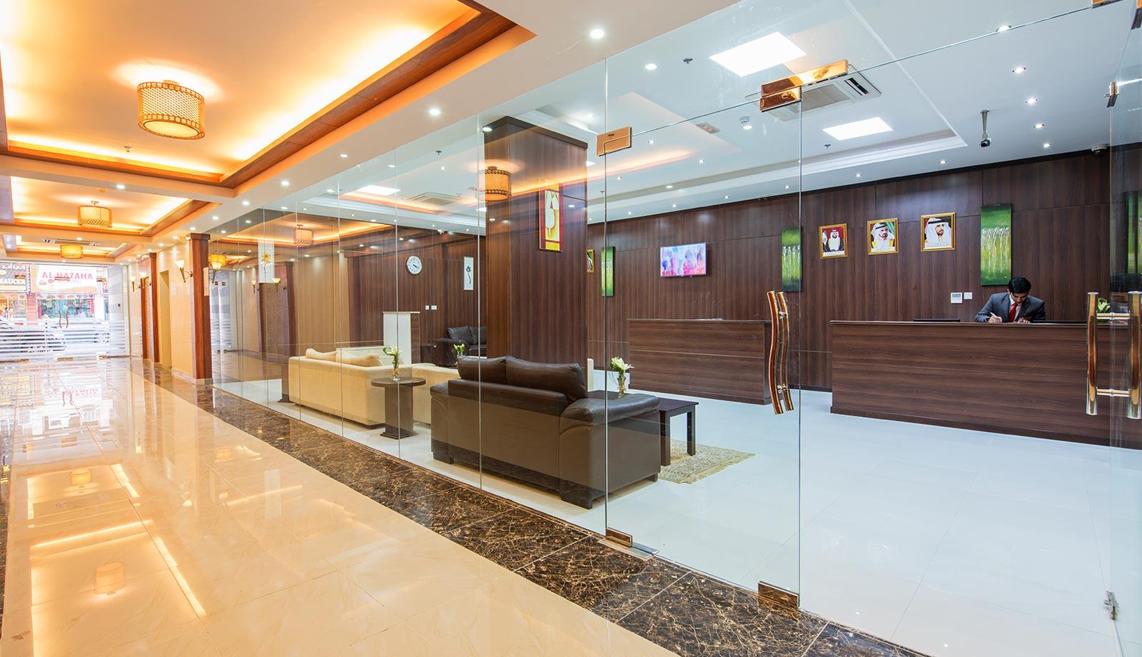Al Farej Hotel 3*