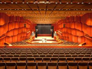 Старая опера Франкфурта / Alte Oper Frankfurt - зал