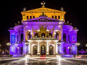 Старая опера Франкфурта / Alte Oper Frankfurt