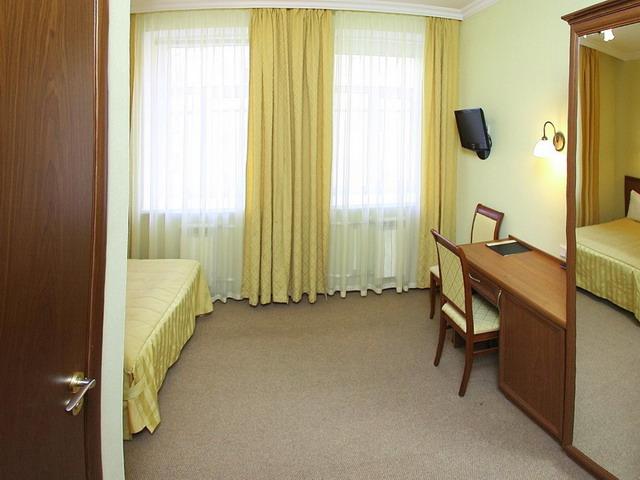 Отель Атлантика