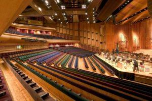 концертный зал Barbican Hall