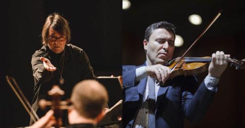 Максим Венгеров и Юрий Башмет