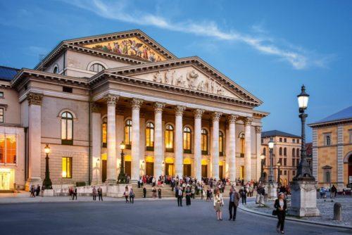 Баварская государственная опера / Bayerische Staatsoper