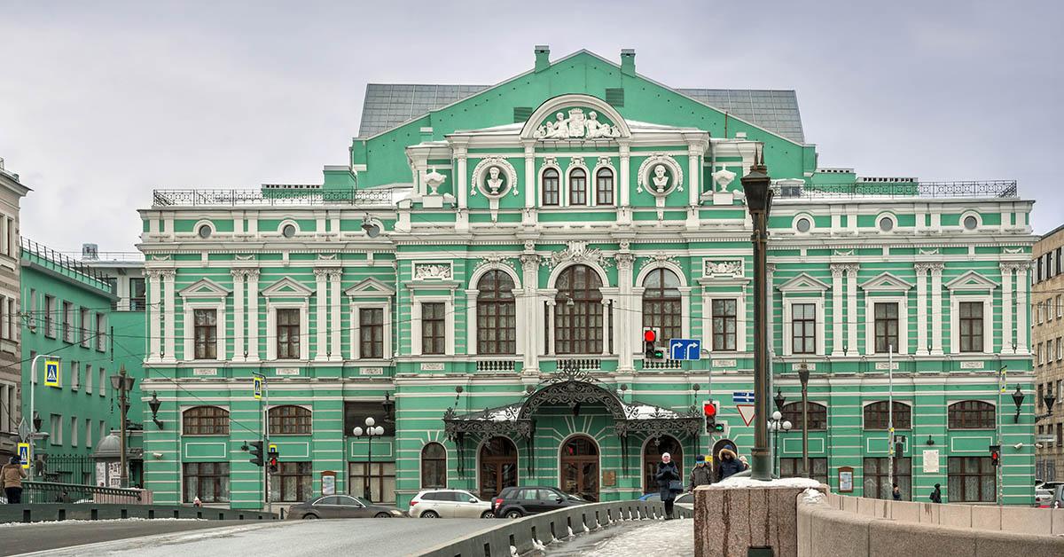 Большой драматический театр имени Г.А. Товстоногова (Санкт-Петербург)