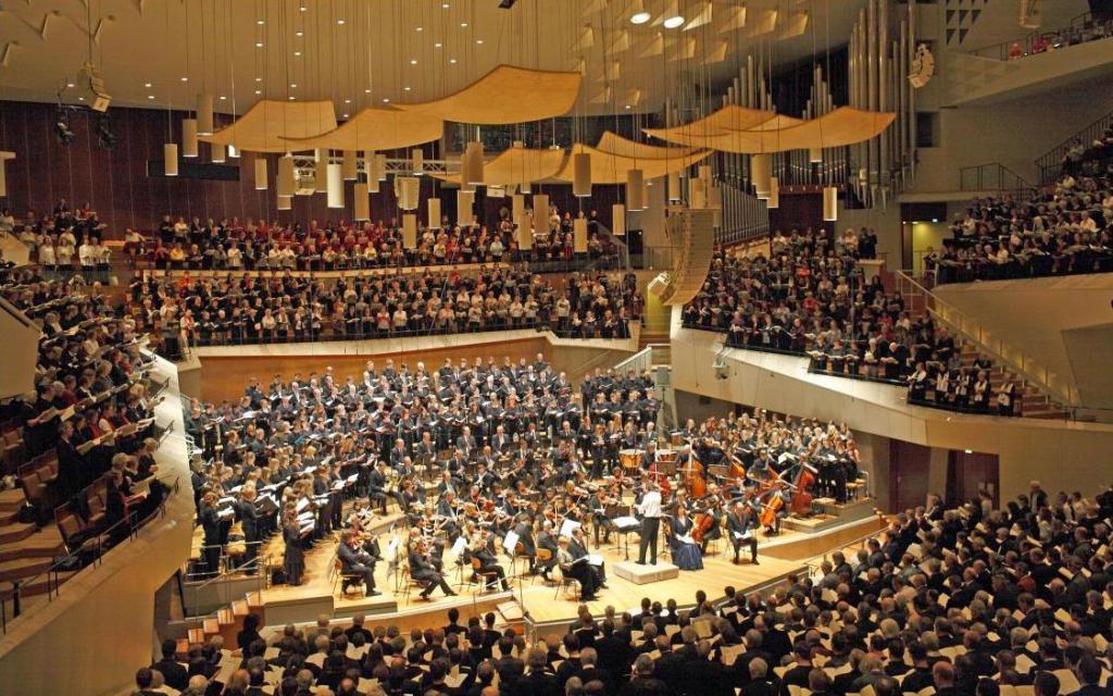 Берлинская филармония / Berliner Philharmonie