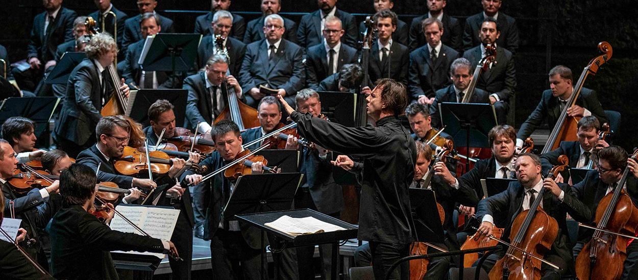 Концерт Теодора Курентзиса с Берлинским филармоническим оркестром