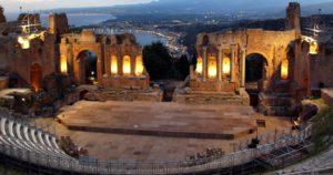 Teatro Antico в Таормина
