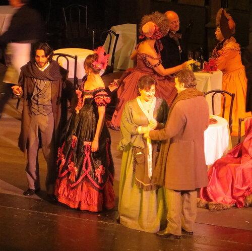 Опера Богема, постановка Франко Дзеффирелли, Венская опера