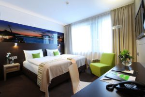 Lindner Hotel Gallery Central 4*