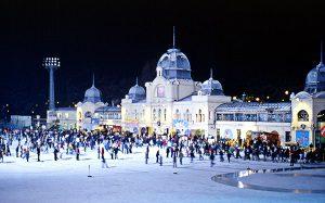 Зима в Будпреште