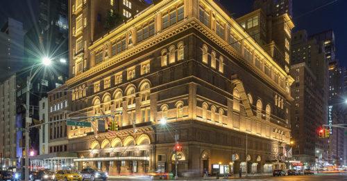 Концертный зал Карнеги-холл