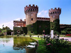Замок Пералада / Castell de Peralada