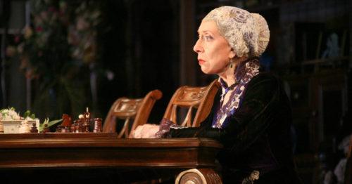 Инна Чурикова - Спектакль «Ложь во спасение»