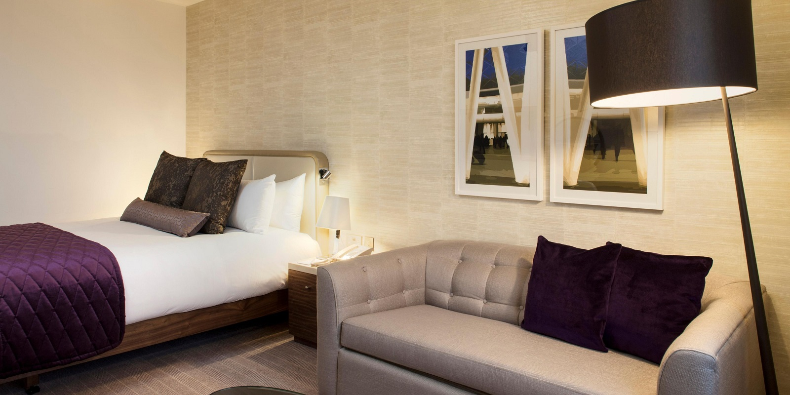 Crowne Plaza London Kings Cross 4*