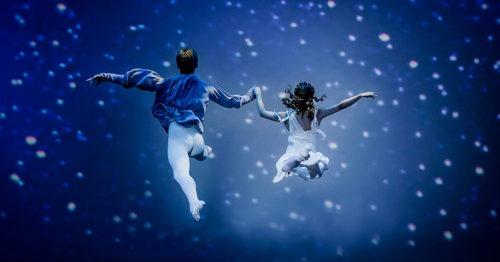 Балетный онлайн-марафон Международного фестиваля «Dance Open»