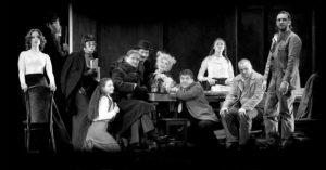 Спектакль Римаса Туминаса «Дядя Ваня» на сцене Театра им. Евг. Вахтангова