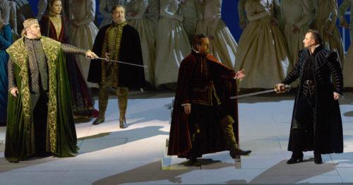 Опера «Дон Карлос» Мариинский-2
