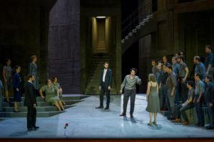 Опера «Дон Жуан» Вольфганга Амадея Моцарта, в Гранд-Опера