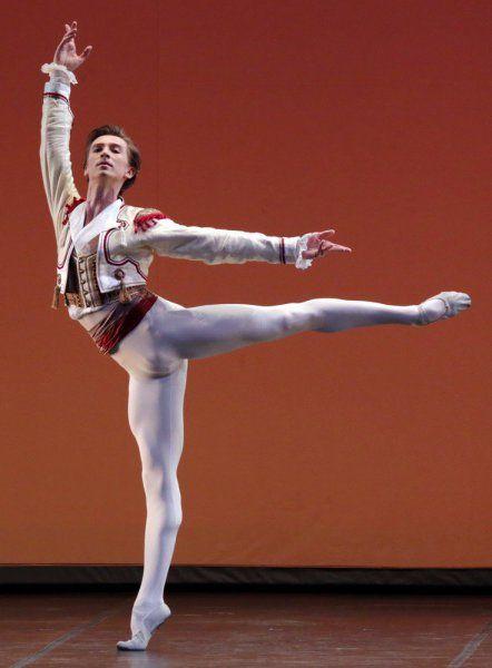 Вадим Мунтагиров в балете Дон Кихот