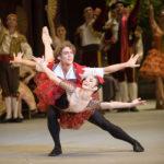 Балет «Дон Кихот» в михайловском театре с участием Ивана Васильева