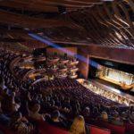 Дубайская опера / Dubai Opera - зрительный зал