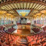 Дворец каталонской музыки / Palau de la Música Catalana