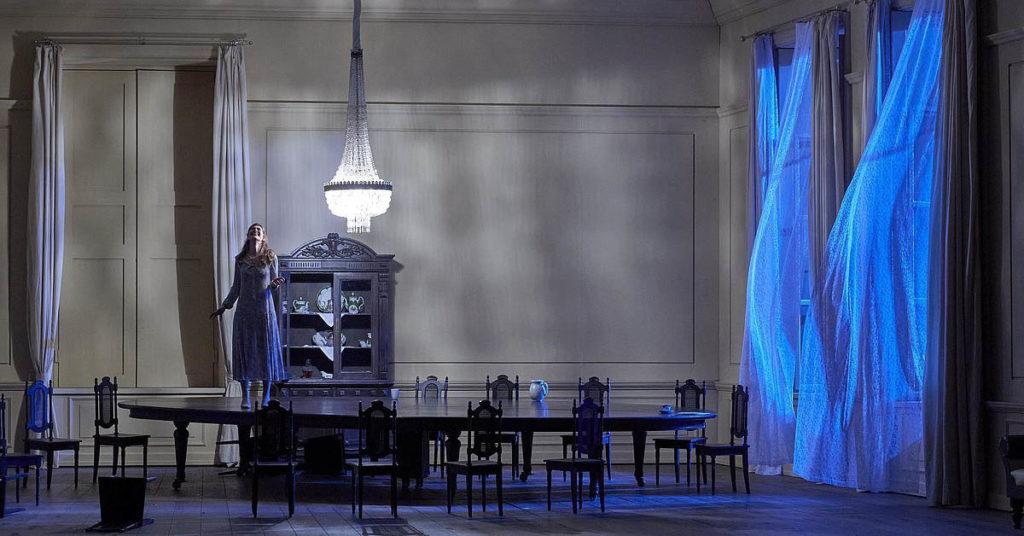 Опера Евгений Онегин, Венская опера