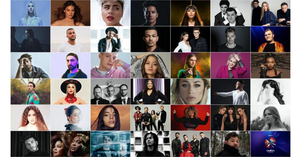Трансляция международного концерта «Евровидение: Европа сияет светом» (Eurovision: Europe Shine A Light)