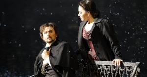 Опера Евгений Онегин, Большой театр