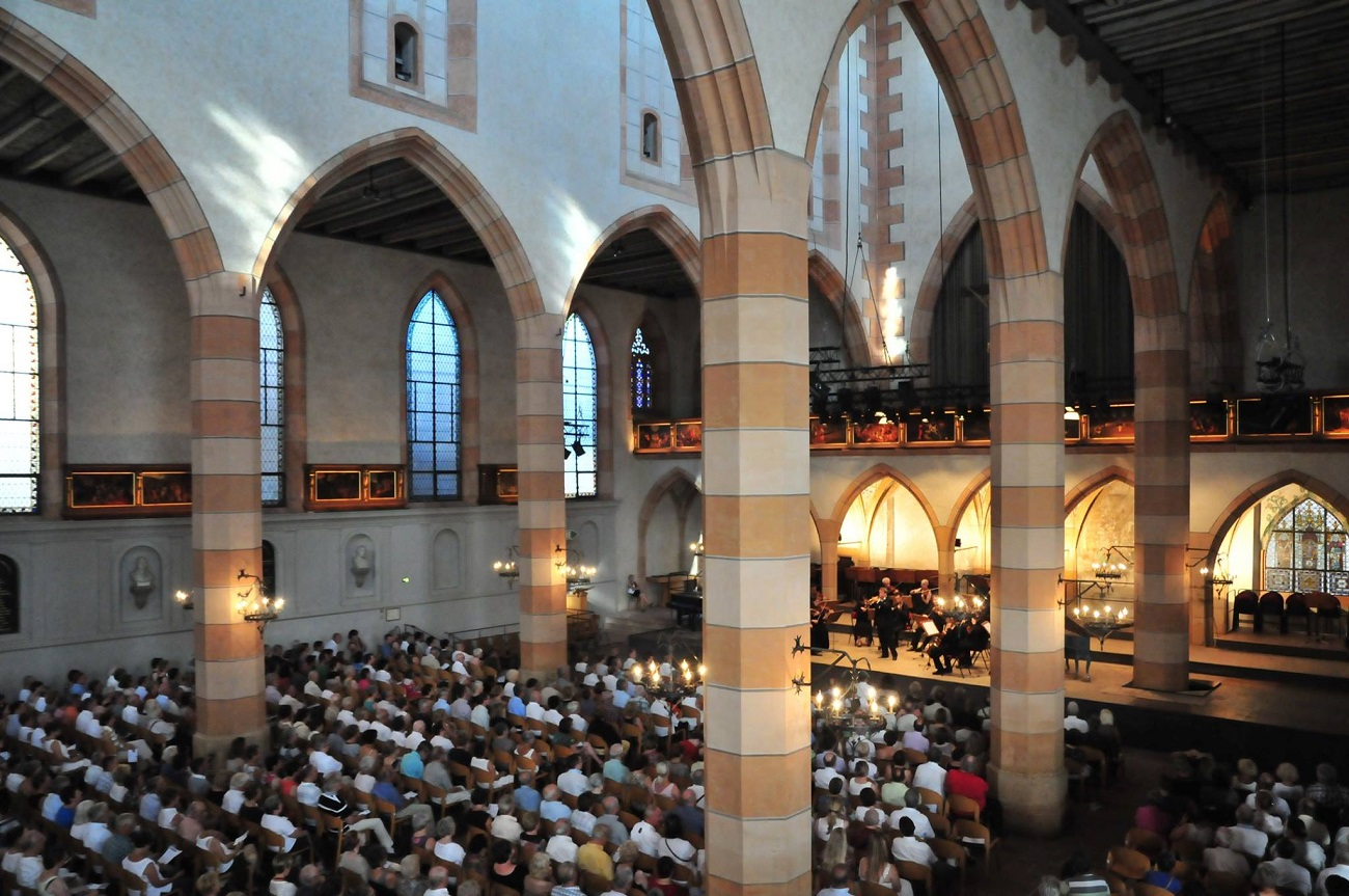 Международный музыкальный фестиваль в Кольмаре / Festival international de musique de Colmar