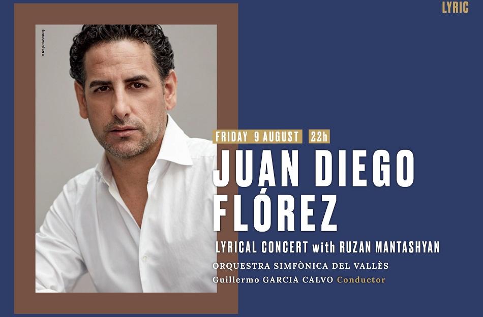 Концерт Хуана Диего Флореса