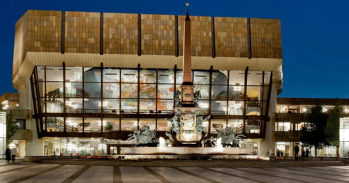 Концертный зал Гевандхауз