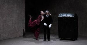 Спектакль Вишневый сад, Театральная компании Умберто Орсини (Италия)
