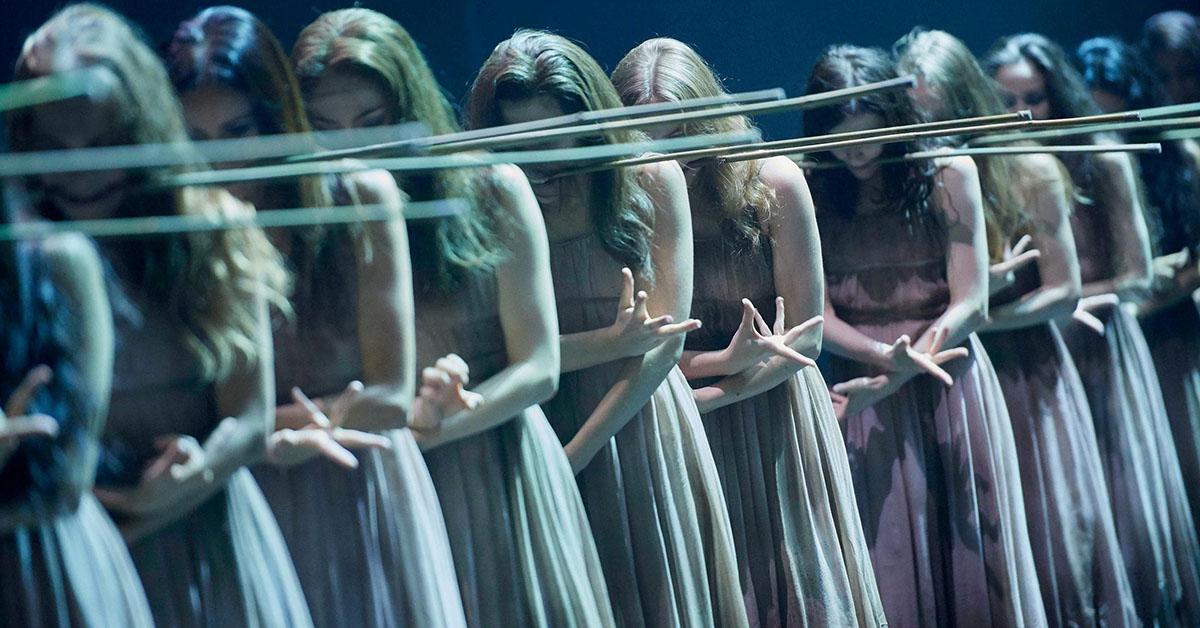 Балет «Жизель» в постановке Акрама Хана