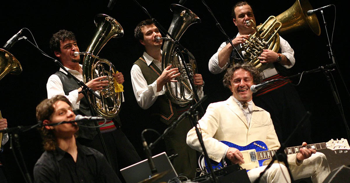 Горан Брегович и The Wedding and Funeral Band