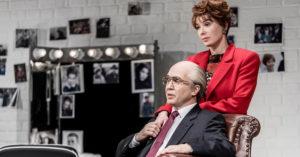 Спектакль Горбачев, Театр Наций