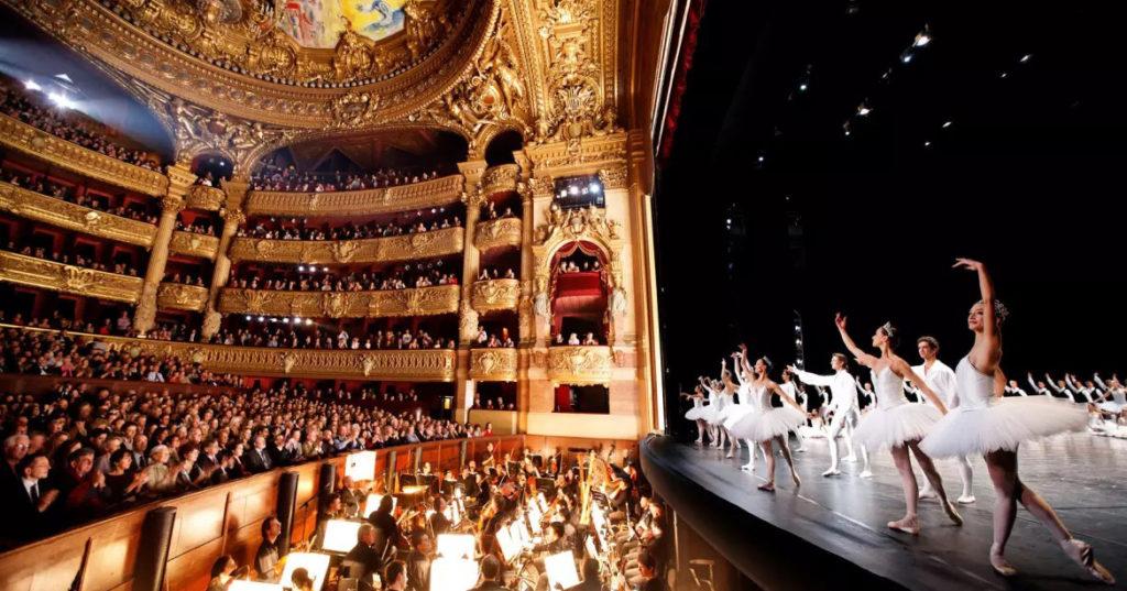 Гала- концерт артистов балета Парижской оперы