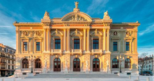 Женевский большой театр