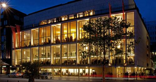 Гамбургская государственная опера