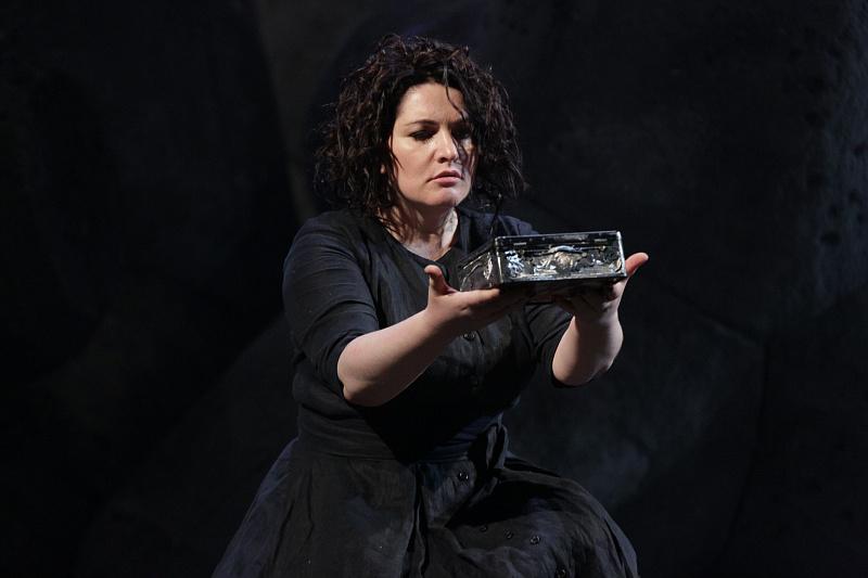 Хибла Герзмава - опера Медея