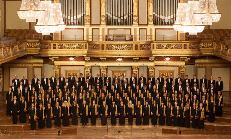 Венское певческое общество любителей музыки / Singverein der Gesellschaft der Musikfreunde in Wien