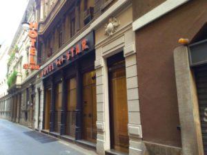 Hotel Star 3* в Милане