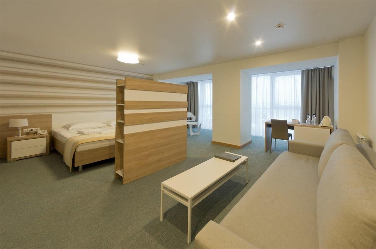 Отель Волга 3*