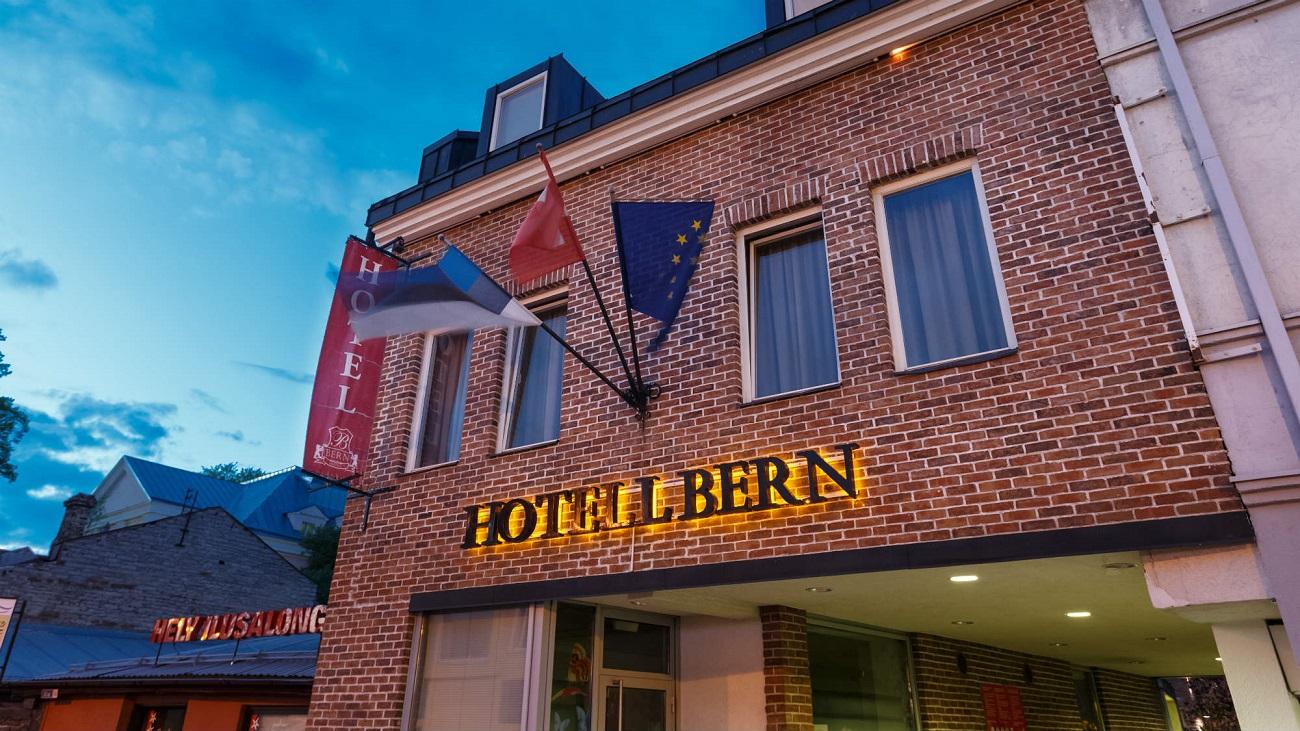 Hotel Bern by TallinnHotels 3*