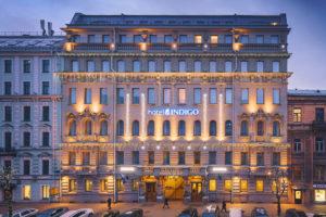 Hotel Indigo St. Petersburg – Tchaikovskogo 5*