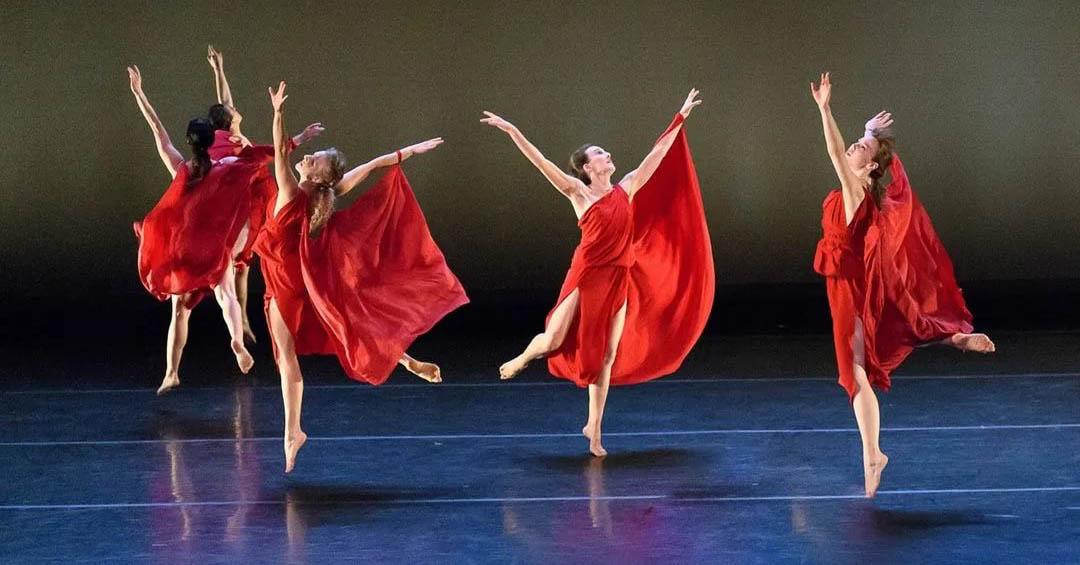 Серия одноактных балетов «Айседора сейчас»