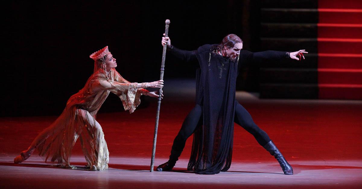 Балет Иван Грозный в Большом театре