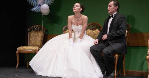 Спектакль «Иванов» в Театре Наций