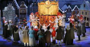 Опера История Кая и Герды, Большой театр