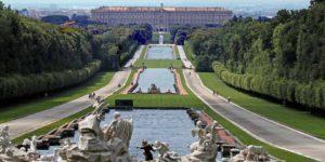 Королевский дворец вКазерте